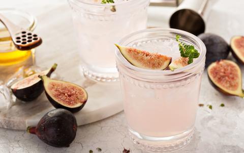 Honey Fig Margarita