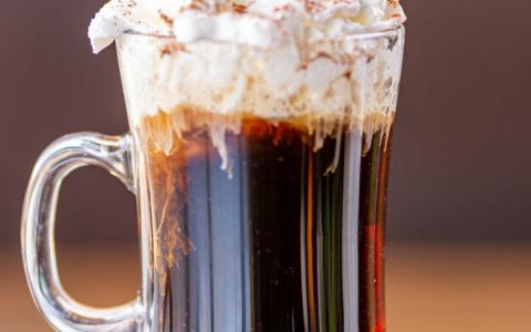 Skrewed Up Irish Coffee