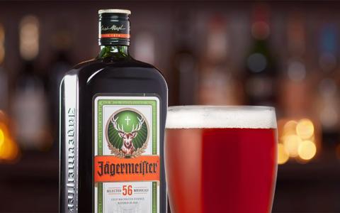 Jagermeister Deer & Beer