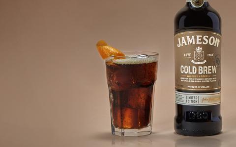 Jameson Cold Brew & Cola