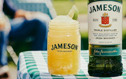 Jameson Irish Lemonade