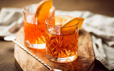 Maker's 46 Old Fashioned