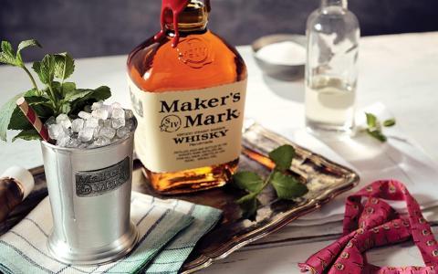 Maker's Mark Mint Julep