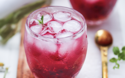 Metcalfe's Raspberry Cranberry Punch