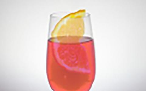 Milagro Reposado White Peach Red Wine