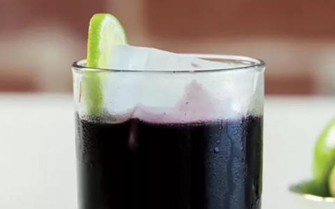 Black Magic (Mocktail)