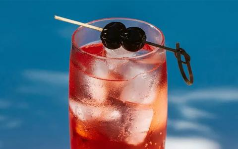 Shirley Temple (Mocktail)