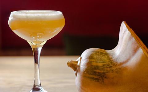Pumpkin Whip (Mocktail)