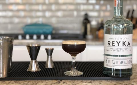 Reyka Icelandic Espresso Martini