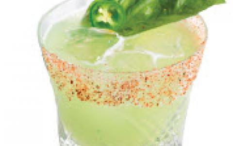 Spicy Verde Margarita