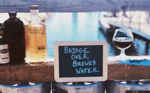 Bridge Over Brewed Water