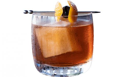 Peanut Butter & Jelly Old Fashioned