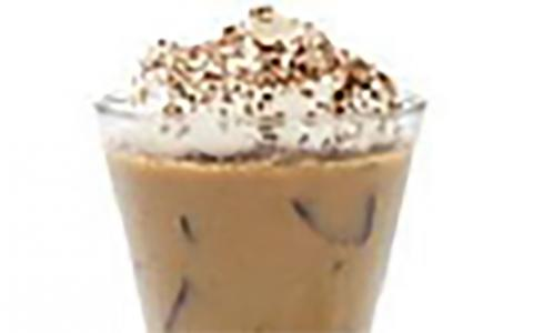 Tullamore Dew Iced Irish Coffee