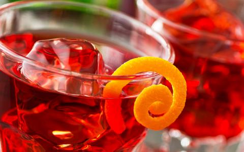 Rum Negroni De Guille