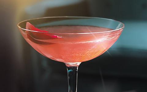 Grey Goose L'Orange Winter Sangria Martini Cocktail - Liquor.com