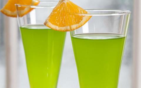 Midori® Orange and Sparkling