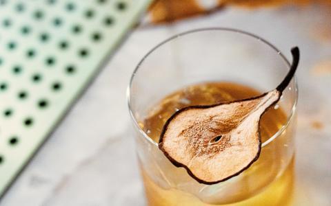 Whiskey Fig Refresher