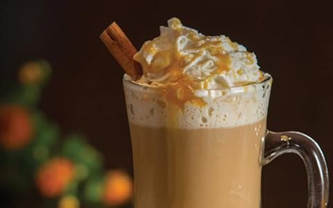 Fireball Pumpkin Spice Coffee