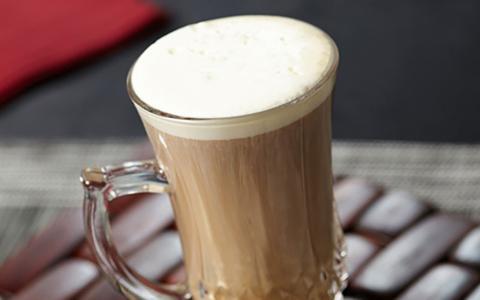Hot Maple Chocolate