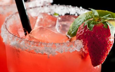 Sauza® Strawberry Margarita