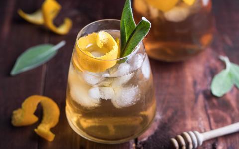 Jack Honey & Tea