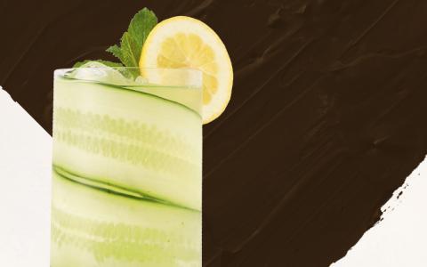Cucumber Lemon Spritz