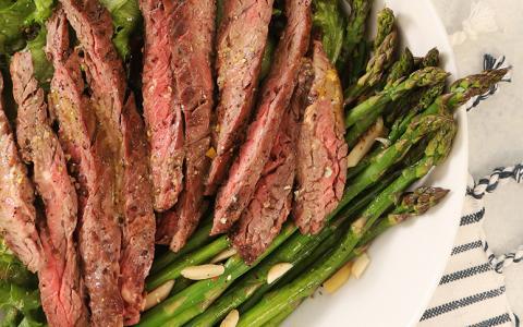 Bourbon Steak Salad