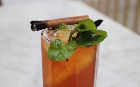 Cinnamon Maple Whiskey
