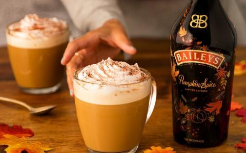 Bailey's Pumpkin Spice Latte