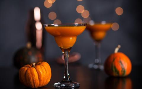Pumpkin Potion