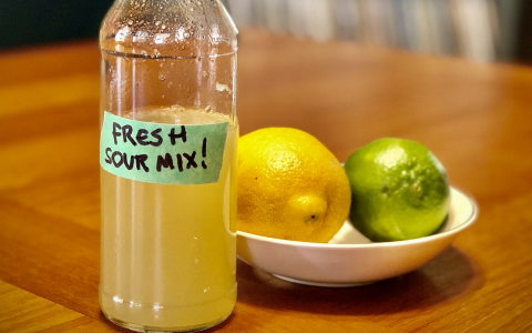 Spencer Albee's Sour Mix