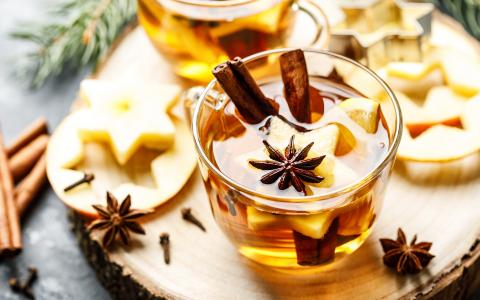 Perfect Winter Hot Toddy
