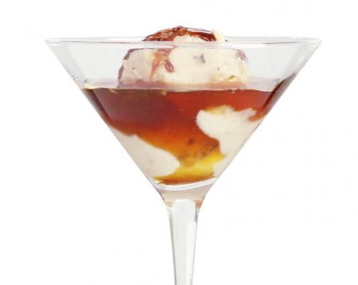 Caribbean Affogato Cocktail (Vegan)