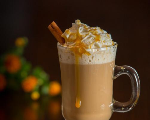 Fireball Pumpkin Spice Coffee
