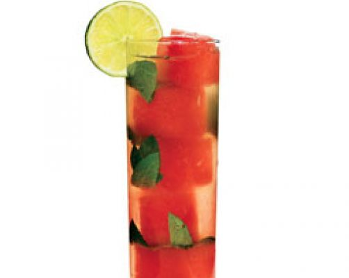 Watermelon-Tequila-Lime Cooler