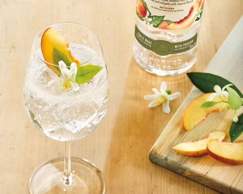 Ketel One Peach Orange Blossom Vodka
