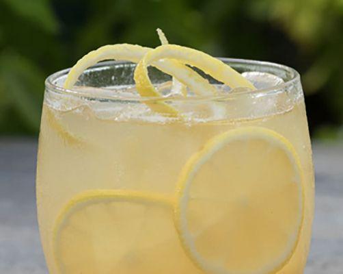 Summer Spiked Lemonade