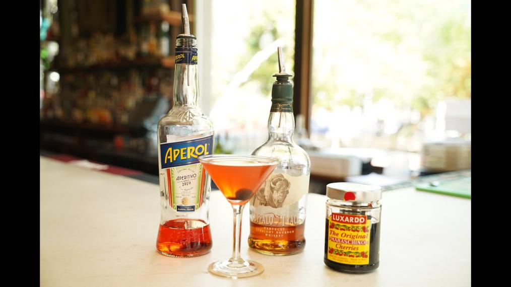 This week on Happy Hour, the Sour Bourbon