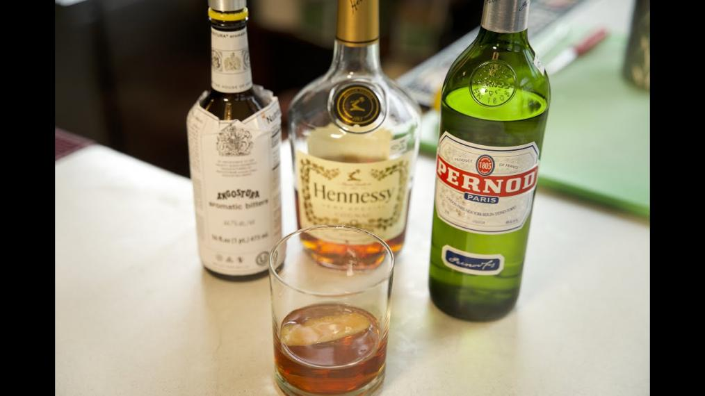 Cognac isn't just for sipping.