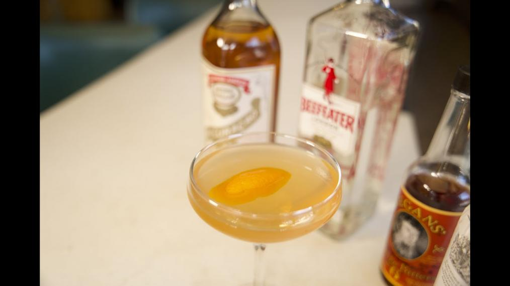 Check out what Spencer is making this week for Happy hour