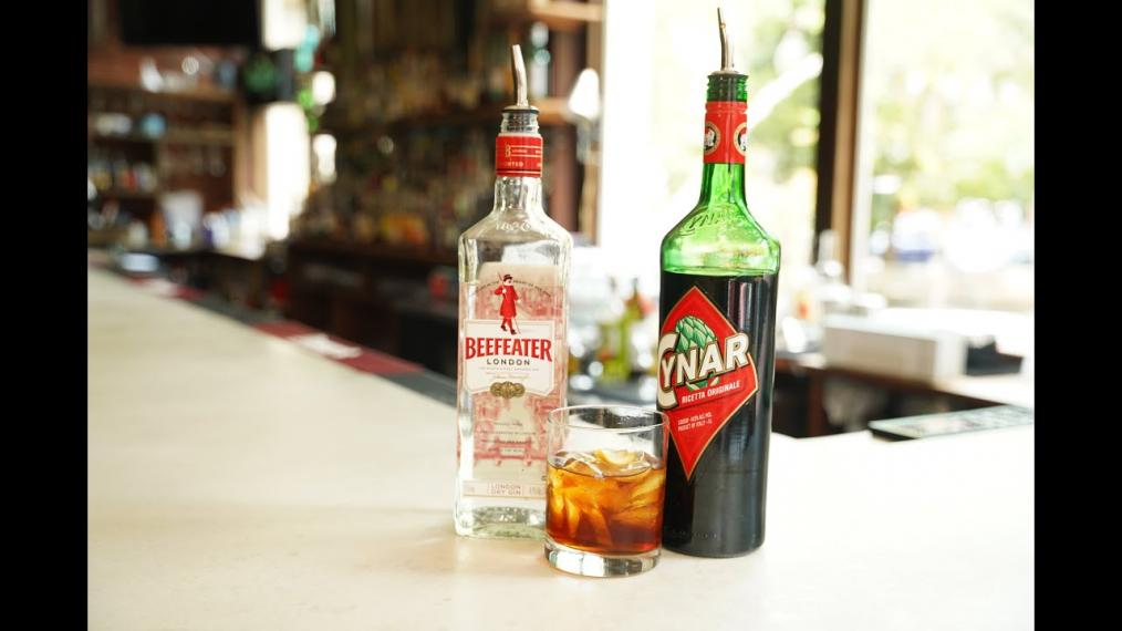 This week on Happy Hour, the Cynar-groni